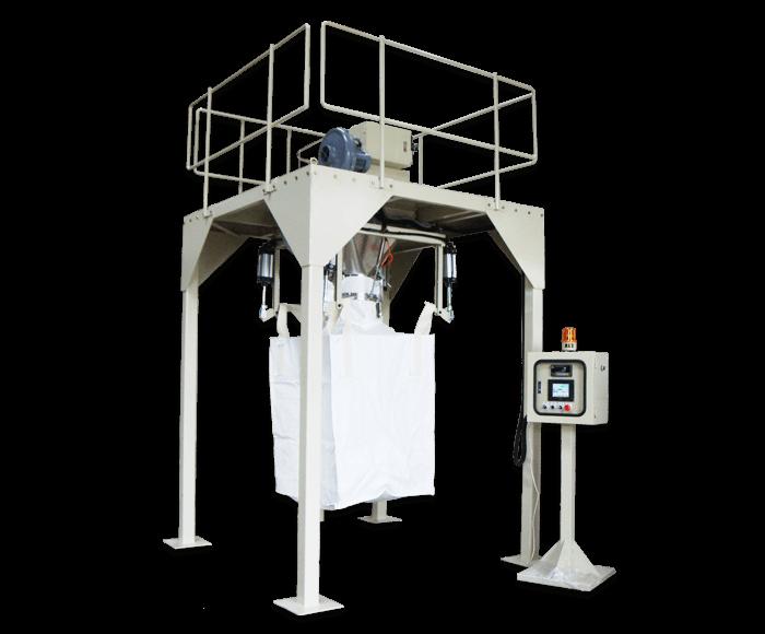 Bulk Bag Weighting And Packing Machine