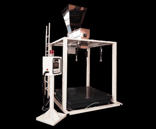Bulk Bag Weighting And Packing Machine (Truck Scale-Typed Weighting)