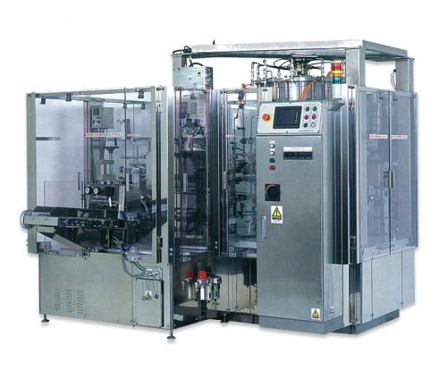 Gas Flushing Type Packaging Machine