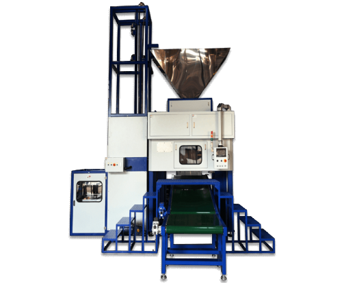 Roll Film Fully Automatic Bagging Machine