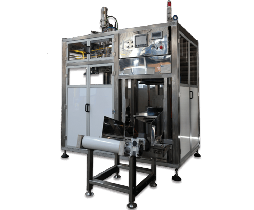 Fully Automatic Liquid Packing Machine