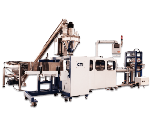 Stand-Up Bag Fully Automatic Packing Machine