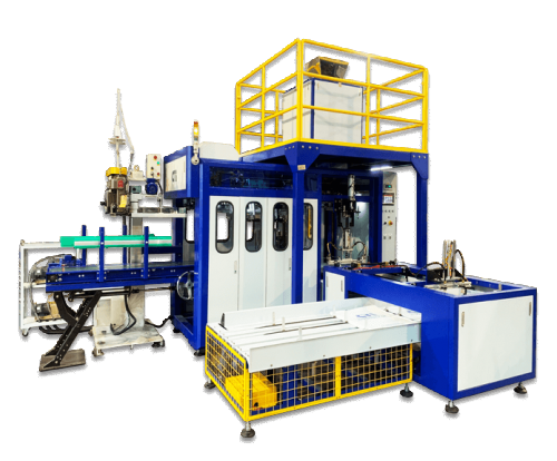 Fully Automatic Packing Machine (Double Scale)