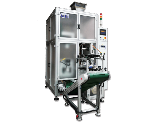 Fully Automatic Flat-Typed Vacuum & Packing Machine